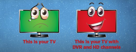DVR and HD