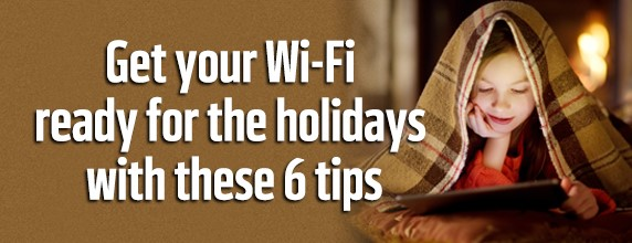 WiFi Tips - Download Graphics to View