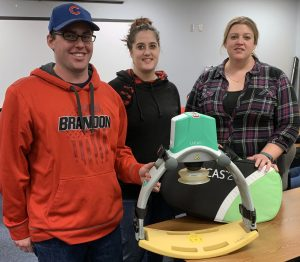 The Brandon Volunteer Fire Department used Keep the Change Funds to purchase a LUCAS CPR device, which delivers quality chest compressions to sudden cardiac arrest patients.