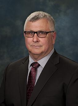 Board Member Todd Dawley