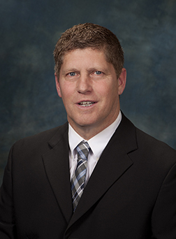 Board Member Jeff Haagenson