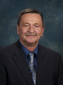 Board Member Terry Johnson