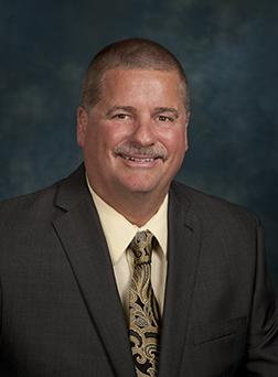 Board Member Bob Vosburg