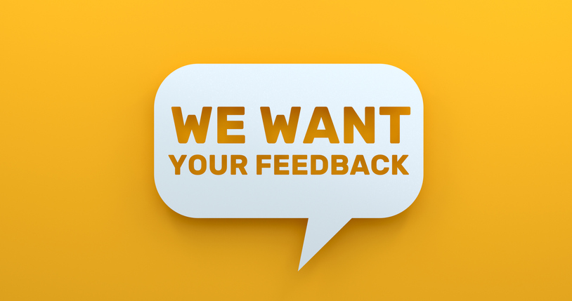 We want your feedback on the local ABC, CBS and NBC channels.
